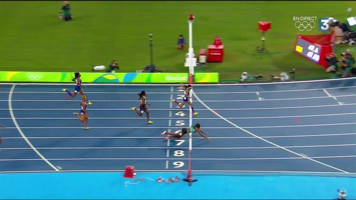陸上女子400m世界歴代10傑 なん...